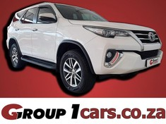 2018 Toyota Fortuner 2.8GD-6 R/B Auto Western Cape