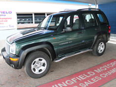 2001 Jeep Cherokee 3.7 Sport A/t  Western Cape