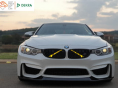 2015 BMW M4 Coupe M-DCT Western Cape