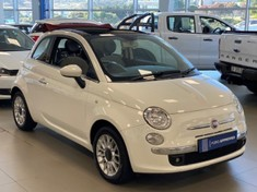 2010 Fiat 500 1.4 Cabriolet  Western Cape