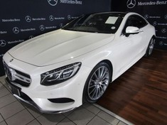2015 Mercedes-Benz S-Class S 500 Coupe Western Cape