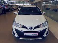 2019 Toyota Yaris 1.5 Cross 5-Door Limpopo Mokopane_1