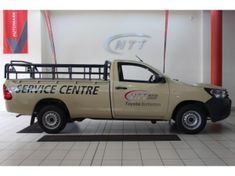 2019 Toyota Hilux 2.4 GD AC Single Cab Bakkie Mpumalanga Barberton_1