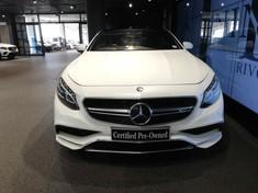 2015 Mercedes-Benz S-Class S 63 AMG Coupe Gauteng Sandton_1