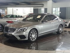 2015 Mercedes-Benz S-Class S 63 AMG Western Cape
