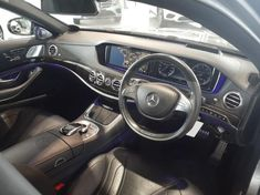 2015 Mercedes-Benz S-Class S 63 AMG Western Cape Cape Town_2