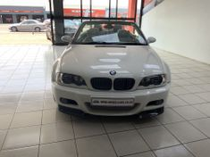 2005 BMW M3 Convertible e46  Mpumalanga Middelburg_2