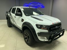 2017 Ford Ranger 2.2TDCi Double Cab Bakkie Gauteng Vereeniging_0