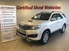 2014 Toyota Fortuner 3.0d-4d R/b A/t  Western Cape