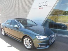 2020 Audi A4 2.0T FSI SPORT S Tronic North West Province