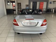 2005 Mercedes-Benz SLK-Class Slk 200 Kompressor At  Mpumalanga Middelburg_4