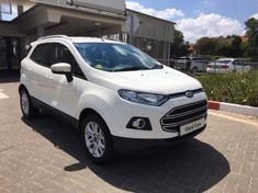 2014 Ford EcoSport 1.5TD Titanium Gauteng Centurion_0