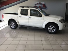 2011 Nissan Navara 2.5 Dci Le 4x4 P/u D/c  Mpumalanga