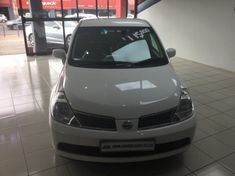 2012 Nissan Tiida 1.6 Visia  MT Hatch Mpumalanga Middelburg_1