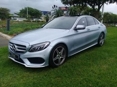 2016 Mercedes-Benz C-Class C220 Bluetec AMG Line Auto Kwazulu Natal