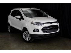 2018 Ford EcoSport 1.0 Titanium Gauteng
