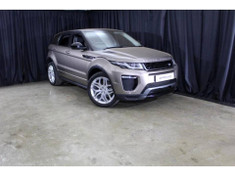 2017 Land Rover Evoque 2.2 SD4 HSE Dynamic Gauteng