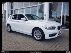 2016 BMW 1 Series 118i 5DR Auto (f20) Western Cape
