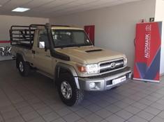 2016 Toyota Land Cruiser 70 4.5D Single cab Bakkie Northern Cape Postmasburg_0