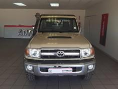 2016 Toyota Land Cruiser 70 4.5D Single cab Bakkie Northern Cape Postmasburg_1