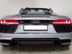 2017 Audi R8 5.2 FSi V10 Quattro Spyder S Tronic Western Cape Cape Town_4