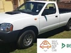 2017 Nissan NP300 Hardbody 2.5 TDi LWB Single Cab Bakkie Western Cape