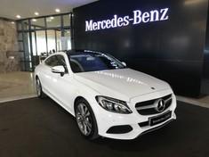 2018 Mercedes-Benz C-Class C200 Coupe Auto Gauteng