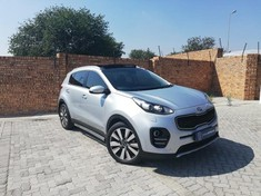 2017 Kia Sportage 2.0D SX Auto AWD North West Province
