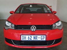 2014 Volkswagen Polo Vivo GP 1.4 Trendline TIP Mpumalanga Secunda_1