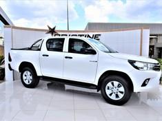 2018 Toyota Hilux 2.4 GD-6 RB SRX Double Cab Bakkie Gauteng