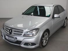 2013 Mercedes-Benz C-Class C200 Be Avantgarde At  Mpumalanga Delmas_2
