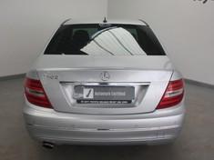 2013 Mercedes-Benz C-Class C200 Be Avantgarde At  Mpumalanga Delmas_4