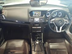 2015 Mercedes-Benz E-Class E400 Cabriolet Western Cape Cape Town_4