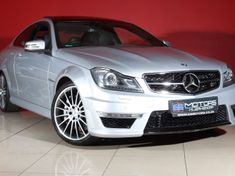 2014 Mercedes-Benz C-Class C63 Amg Coupe  North West Province