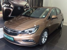 2017 Opel Astra 1.4T Enjoy Auto 5-Door Gauteng