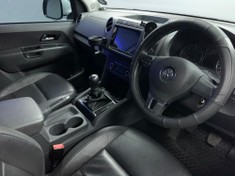 2013 Volkswagen Amarok 2.0 Bitdi Highline 132kw 4 Mot Dc Pu  Gauteng Vereeniging_4