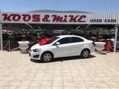 2014 Chevrolet Sonic 1.6 Ls A/t  Gauteng
