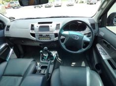 2015 Toyota Hilux 3.0 D-4D LEGEND 45 4X4 Double Cab Bakkie Mpumalanga Secunda_3