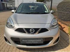 2020 Nissan Micra 1.2 Active Visia Gauteng Johannesburg_3