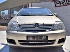 2005 Toyota Corolla 160i Gls  Gauteng De Deur_3