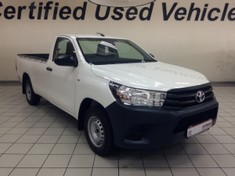 2019 Toyota Hilux 2.4 GD AC Single Cab Bakkie Limpopo Tzaneen_0
