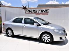 2009 Toyota Corolla 1.4 Professional  Gauteng De Deur_0
