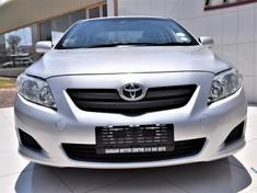 2009 Toyota Corolla 1.4 Professional  Gauteng De Deur_3