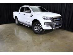 2017 Ford Ranger 3.2TDCi WILDTRAK Auto Double Cab Bakkie Gauteng