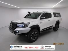 2019 Toyota Hilux 2.8 GD-6 Raider 4X4 P/U E/CAB Gauteng