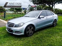 2014 Mercedes-Benz C-Class C200 Be Classic A/t  Kwazulu Natal