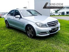 2014 Mercedes-Benz C-Class C200 Be Classic At  Kwazulu Natal Umhlanga Rocks_4