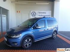 2019 Volkswagen Caddy Alltrack 2.0 TDI DSG (103kW) Gauteng