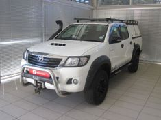 2015 Toyota Hilux 3.0 D-4D LEGEND 45 4X4 Double Cab Bakkie Mpumalanga White River_1