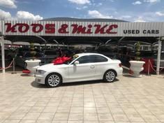 2011 BMW 1 Series 120d Coupe A/t  Gauteng